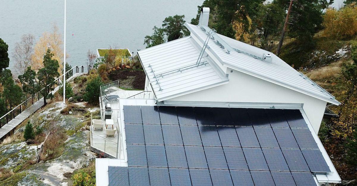 Markedet for solstrøm vokser. Solkraft den raskest voksende teknologien innen energi.