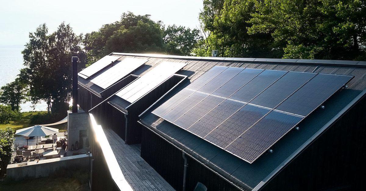 Otovo gjør solcellepaneler tilgjengelig for alle som vil produsere strøm på taket.