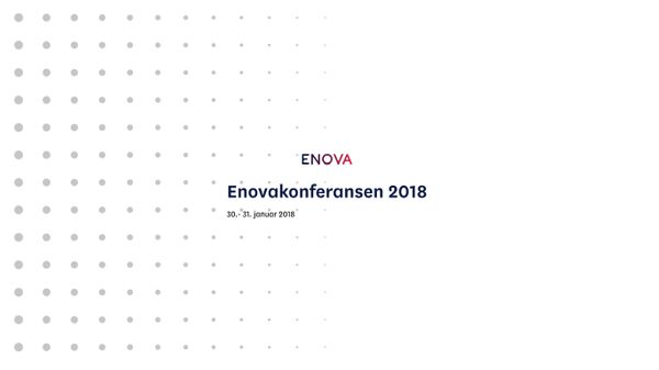 Video: Andreas Thorsheim (Otovo) på Enova-konferansen